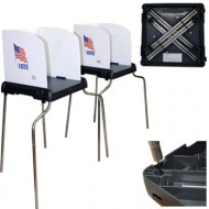 Voter's Choice Companion Pack Voting Booth Kit