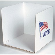 Poll Star™ Portable Voting Booth