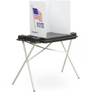 Poll Master™ II ADA Voting Booth