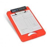 Storage Clipboard with Calculator