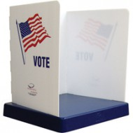 SmartPoll Desk Top Voting Booth