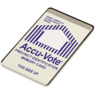 AccuVote-OS Memory Card