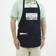 Voter's Choice Election Official Apron