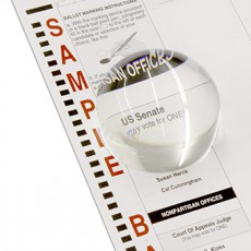 4X Acrylic Dome Magnifier