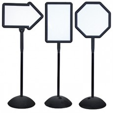 Double Sided Dry Erase Signs