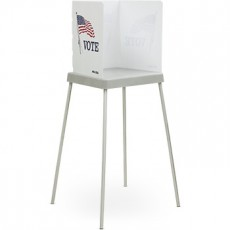 Poll Star Voting Booth