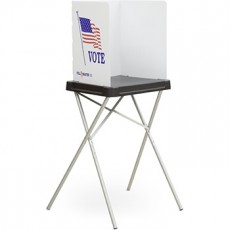 Poll Master™ II Voting Booth
