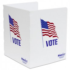 Voter's Choice Tabletop Privacy Screen