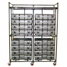 PollCAT™ 66 Equipment Cart