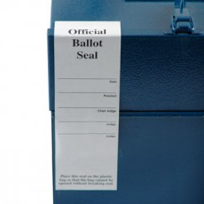 Voter's Choice Official Ballot Seal