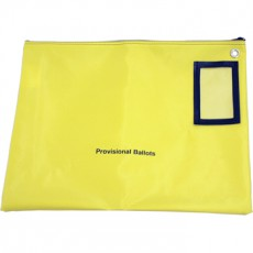 Voter's Choice Provisional Ballot Bag