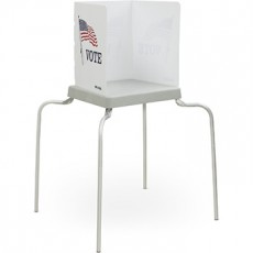 Poll Star ADA Voting Booth