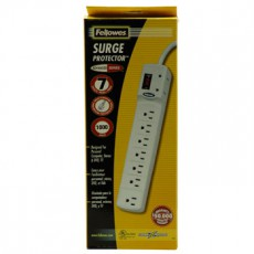 Fellowes Surge Protector 7 Outlet 1000 joules