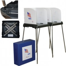 Voter's Choice Companion Pack Classic Voting Booth