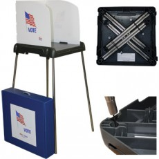 Voter's Choice Classic Voting Booth