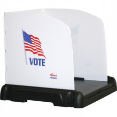 Voter's Choice Table Top Voting Booth