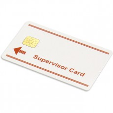 AccuVote-TSX Supervisor Key Card