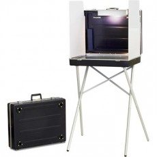 Used Sequoia Privacy Voting Booth