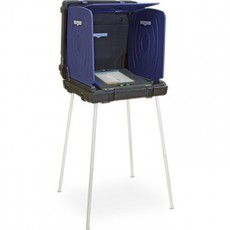 Used iVotronic Suitcase Booth