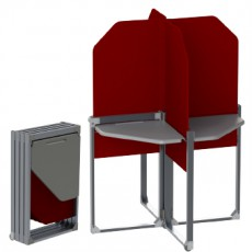 Printelect Voting Booth